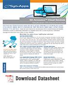 Cloud Services Datasheet