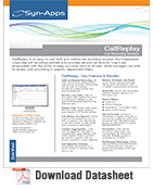 CallReplay Datasheet