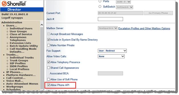 Configure Your Mitel Phone System
