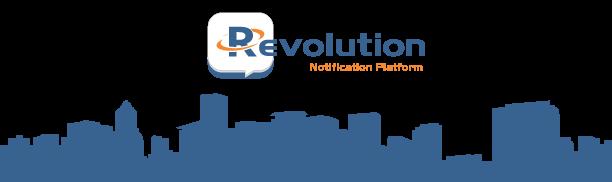 Revolution Release Header