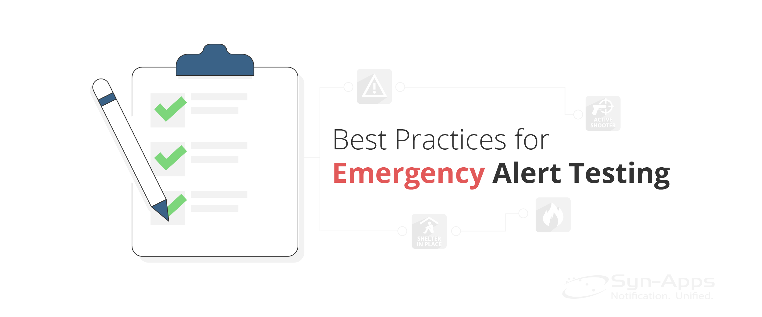Emergency Planning Checklist