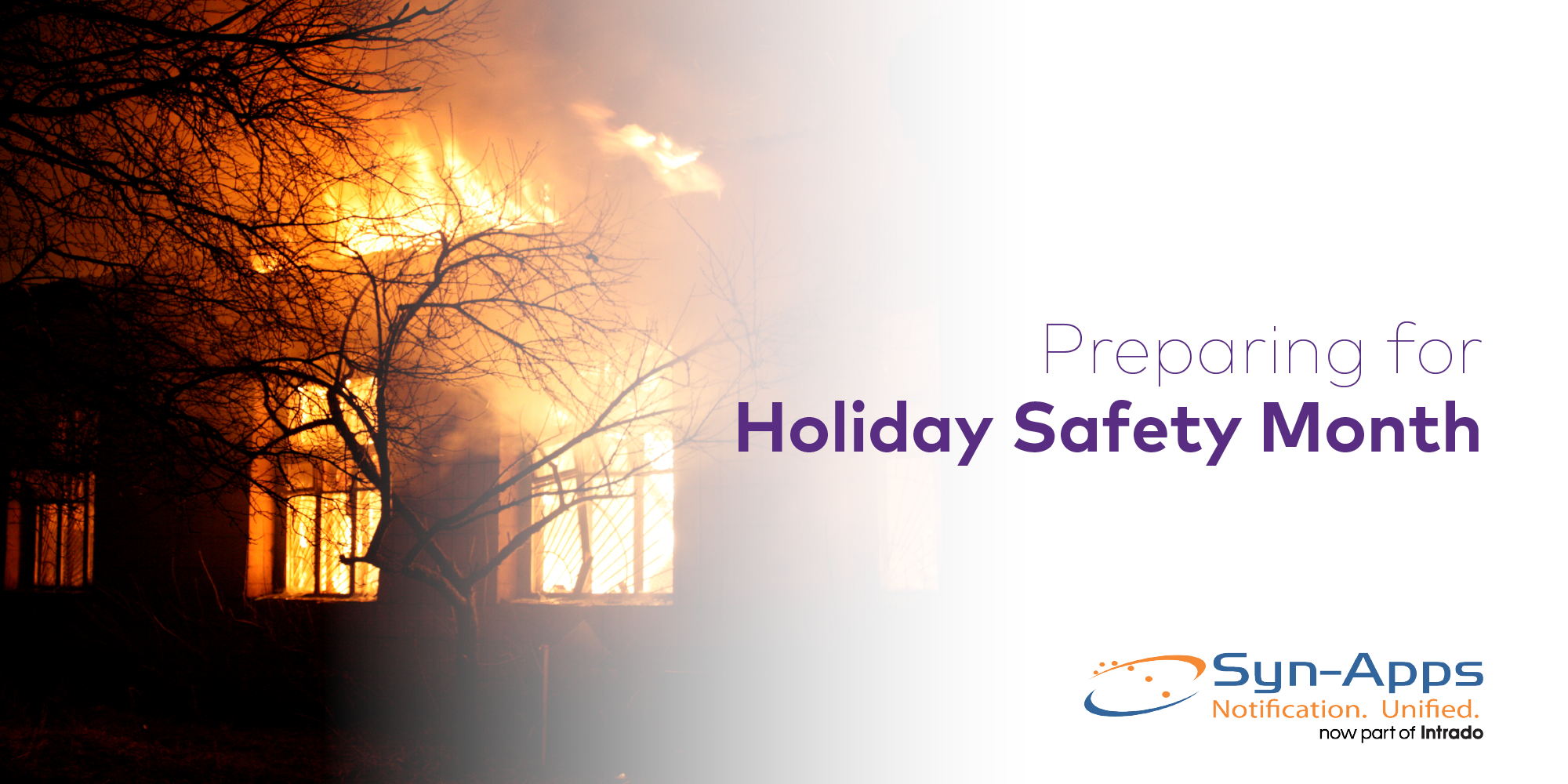 Preparing for Holiday Safety Month