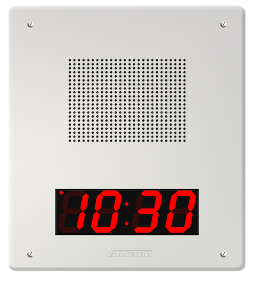 Valcom Digital Clock/Speaker