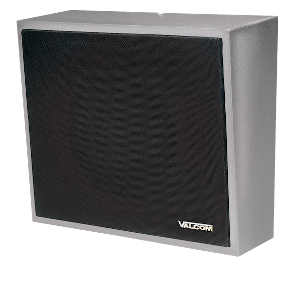 Valcom Talkback Metal Wall Speaker