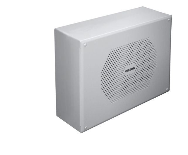 Valcom One-Way FlexHorn™ Speakers